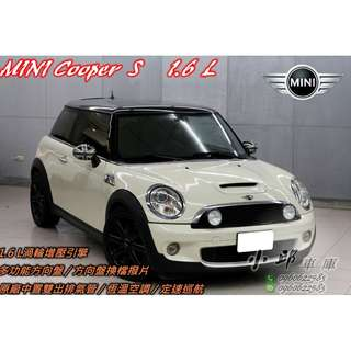 07年 MINI Cooper S