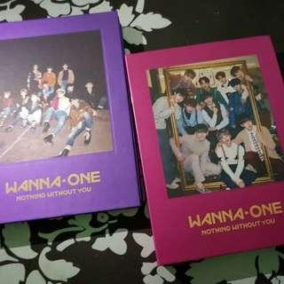 RM90 for 2 Wannaone album