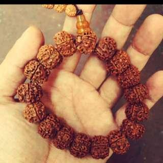 {FS138} Rudraksha bracelet