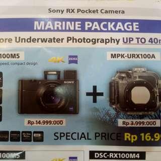 Sony RX Pocket Camera