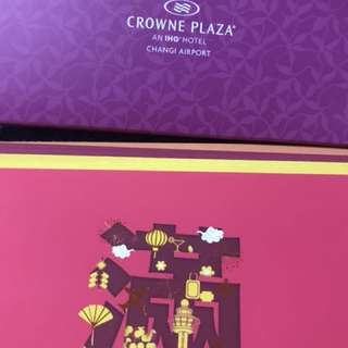Red packet crowne plaza 2018