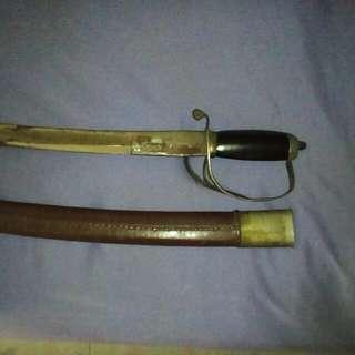 Pedang sword