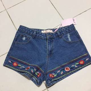 NEW!!! Short Pants J-rep