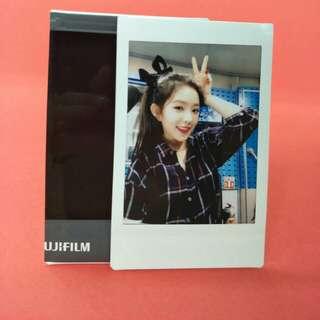 Red Velvet Irene Polaroid