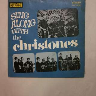 Sing along with the Christones 7 inch vinyl ep