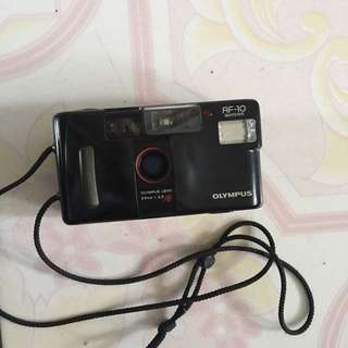 Spare part Olympus AF-10 (Film Camera for spare parts only)