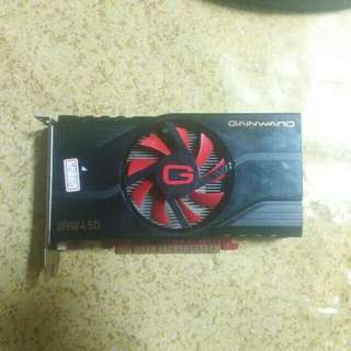 GTS 450 graphics card