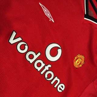 Manchester United Jersey Umbro Ryan Giggs