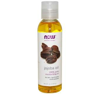 Jojoba Oil (118 ml)