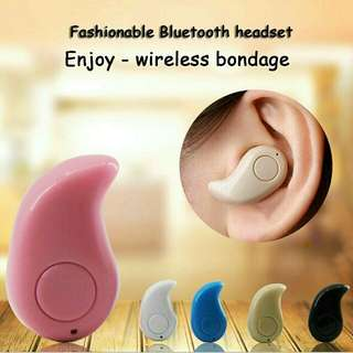 Earpod Bluetooth Headset Handsfree Keong Murah Import