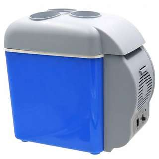Portable 7.5L Car Electronic Cooling Warming Refrigerator