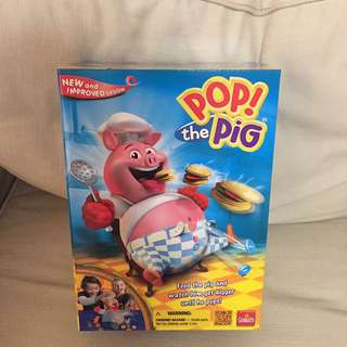 BN sealed Authentic Pop the pig game from USA.