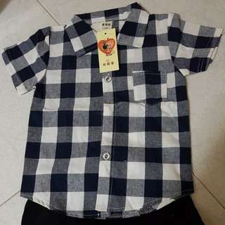 Boys Shirt and pants set
