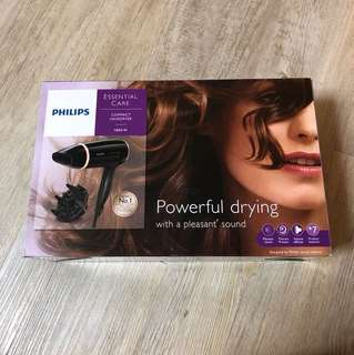 Clearance 🍊 Brand New Philips Essential Care Compact Hair Dryer