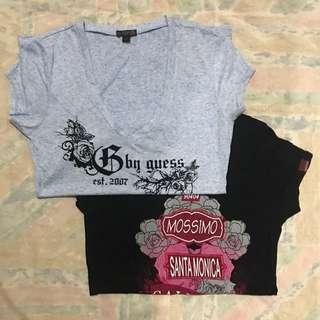 Bundle #2 - Branded Shirts