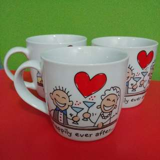 Wedding Wishes Mugs