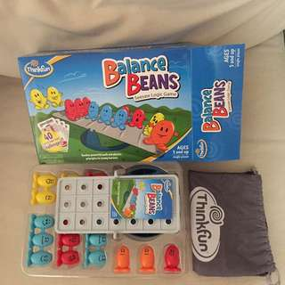 Played 1x only - Thinkfun Balance beans -Suitable age 5+ years