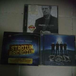 English CDS songs