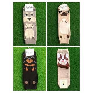 Korean Socks - Dogs