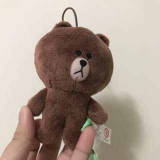 韓國熊大公仔