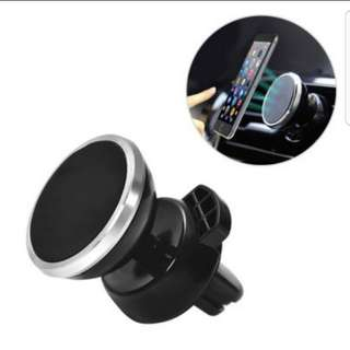 Magnetic Air Vent Mount for Mobile Device