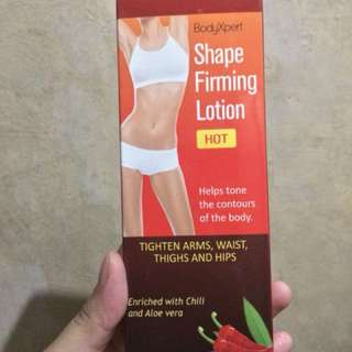 BodyXpert Shape Firming Lotion