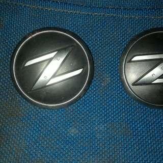 Original Emblem Nissan Fairlady 350z Z33