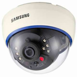 "SAMSUNG SCD-2020RP 1/3"" 700TVL 3,6mm 8Led IR Dome Kamera"