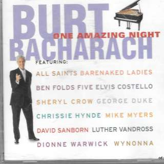 MY CD = BURT BACHARACH /FREE DELIVERY