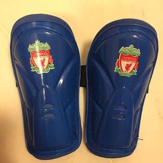 Liverpool Soccer Shin Guards