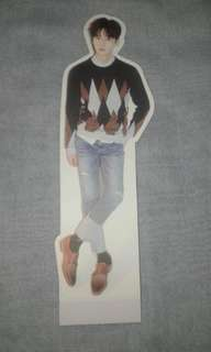 [WTS] Wanna One Nothing Without You Official Minhyun Standee One Ver