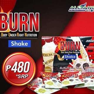 Burn shake