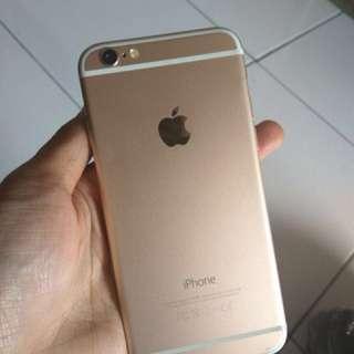 Iphone 6 16 gb gold resmi Ibox