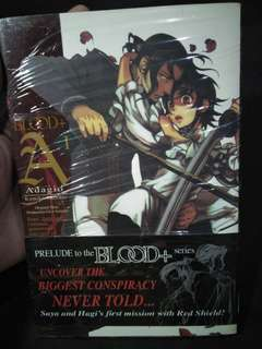 Blood+ (prelude to the blood+ series)