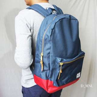 Herschel Settlement Navy blue Bag