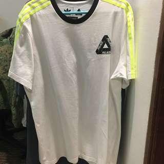 Palace x Adidas tee