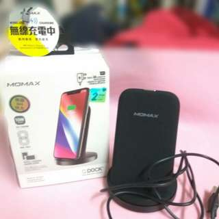 Momax wireless charger~NEW