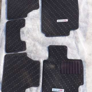 CL7 euro R JDM Car Floor Mat