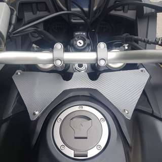 CRF1000L Africa Twin Fork Wind Deflector