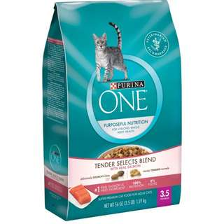 Purina One: Tender Selects Blend (Salmon) 1.59kg