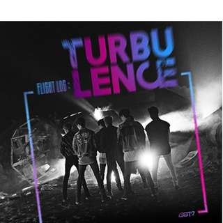 Got7 Flight log:Turbulence album #CNY88