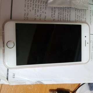 Iphone6S 64G玫瑰金 90%新