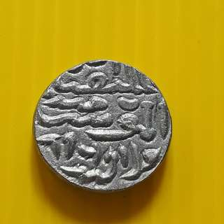 Jaunpur Sultanate -Tanka (1394-1479) - Billion Coin ~ 10.0 Grams - india ( Silver Mixed ) - bi03 Beautiful vintage Billion Coin Medieval Islamic Persian ( 600 - 1000 Years old ) DELHI SULTAN  india