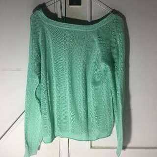 Sweater rajut tosca