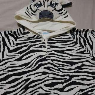 Animal inspired hoodie