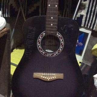 Rj Guitar MASA II (Violet)