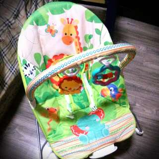 Playtime bouncer 2in1 soothing&fun!
