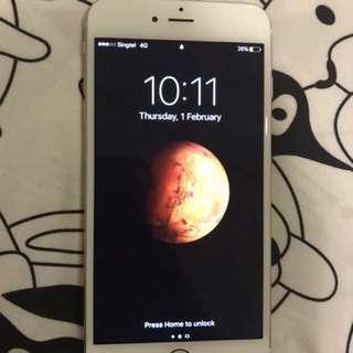 I phone 6 plus used