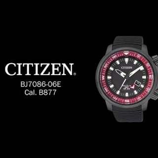 Citizen watch 光動能手錶