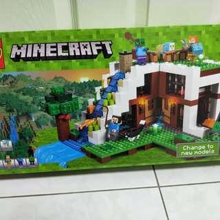 LEGO樂高MINECRAFT21134